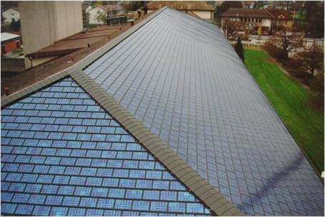 Solarcity Roof Tiles >> What is Building Integrated Photovoltaics (BIPV)? - Ask ...