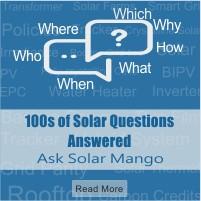 solar ask 100 Questions