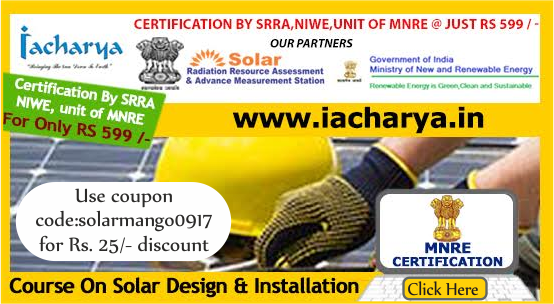 course-on-solar-design