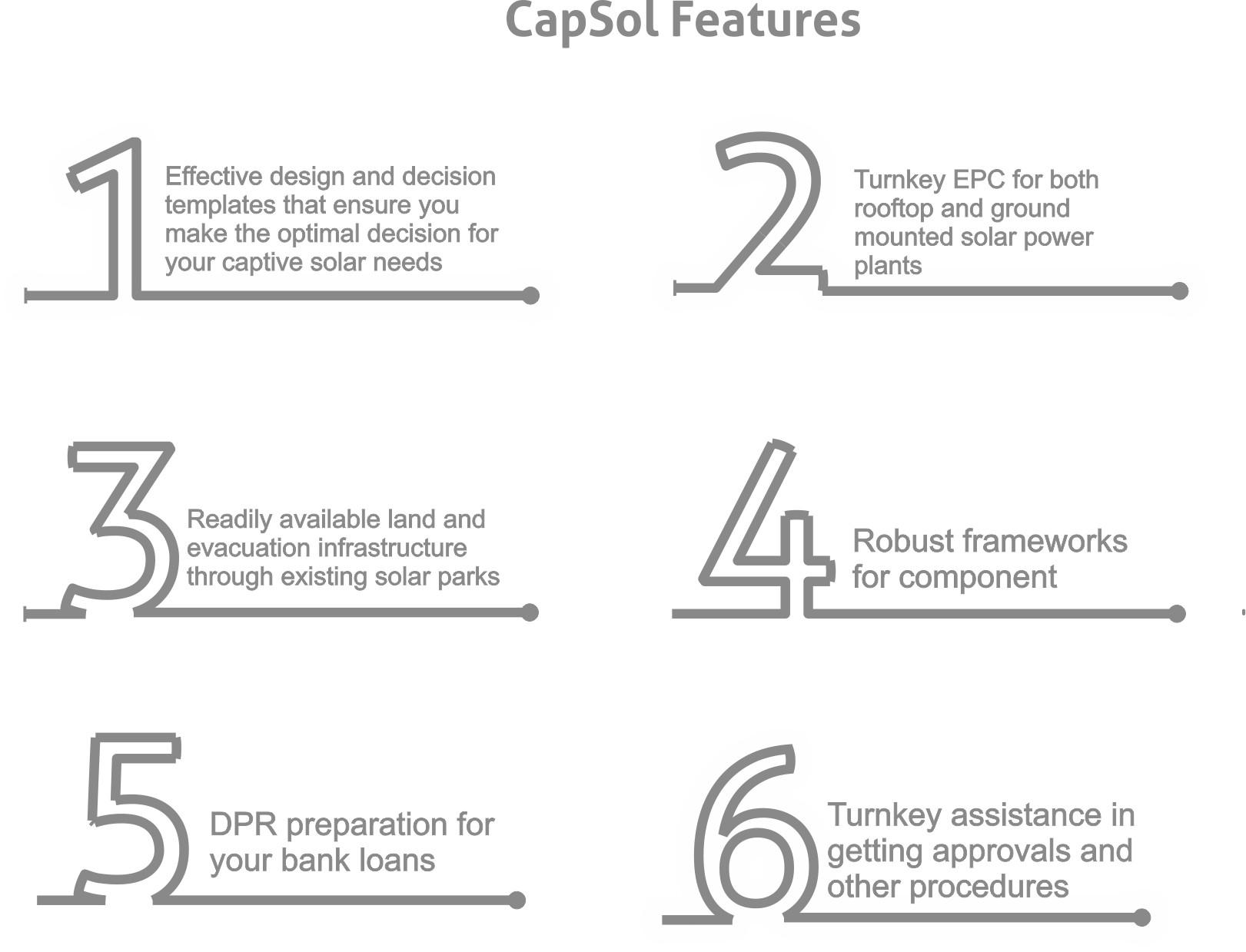 CapSol Features