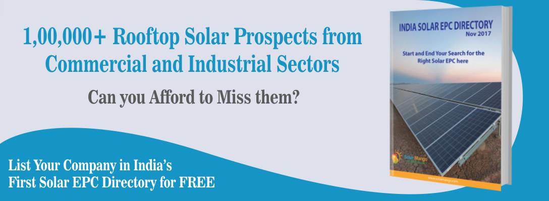 Solar EPC Directory
